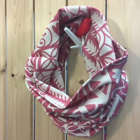 Loop_scarf_modranska_Red